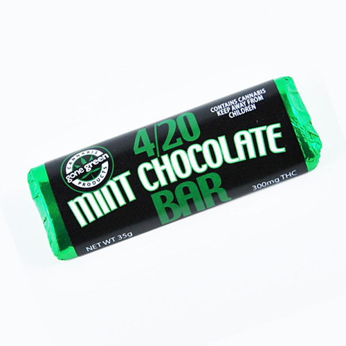 Gone Green – Mint Chocolate Bar